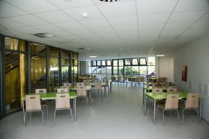 Bufet AR po rekonštrukcii 2018