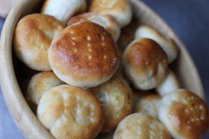 Recept pre magazín Varecha - zemiakové poagáčiky
